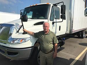 danny blackburn international truck sales