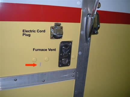 Truck Problem furnace-vent